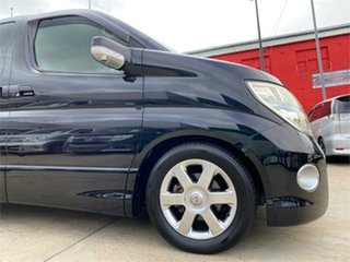 2009 Nissan Elgrand Black Wagon