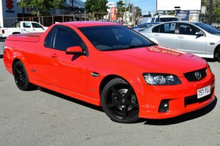 2011 Holden Commodore VE II MY12 SS-V Red 6 Speed Automatic Utility.