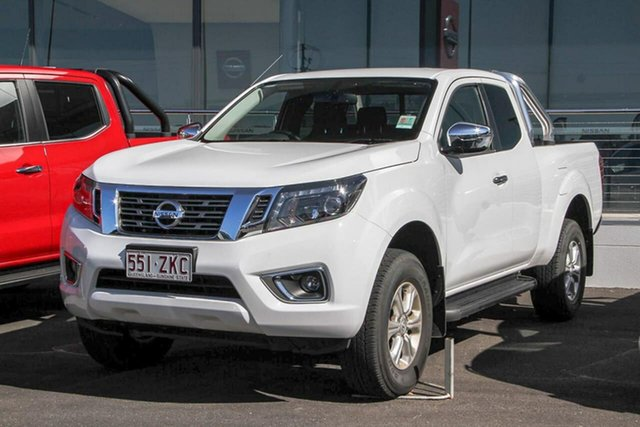 Demo Nissan Navara D23 S4 MY19 ST King Cab, 2019 Nissan Navara D23 S4 MY19 ST King Cab Polar White 7 Speed Sports Automatic Utility