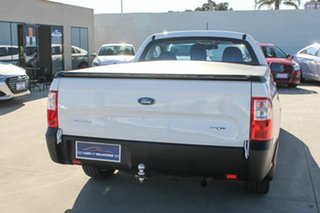 2014 Ford Falcon FG MkII EcoLPi Ute Super Cab White 6 Speed Automatic Utility