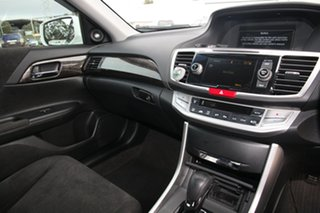 2013 Honda Accord 50 MY12 VTi White 5 Speed Automatic Sedan