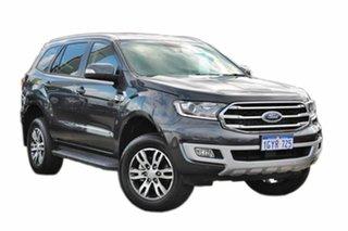 2019 Ford Everest UA II 2019.75MY Trend 4WD Grey 10 Speed Sports Automatic Wagon.