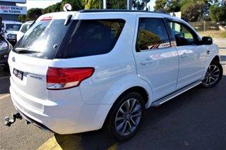 2014 Ford Territory SZ MkII Titanium Seq Sport Shift White 6 Speed Sports Automatic Wagon.