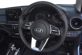 2021 Kia Cerato BD MY21 Sport+ Gravity Blue 6 Speed Sports Automatic Hatchback