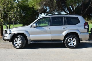 2002 Toyota Landcruiser Prado KZJ120R Grande Gold 4 Speed Automatic Wagon.