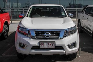2019 Nissan Navara D23 S4 MY19 ST King Cab Polar White 7 Speed Sports Automatic Utility.