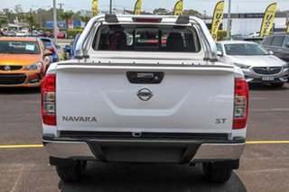 2019 Nissan Navara D23 S4 MY19 ST King Cab Polar White 7 Speed Sports Automatic Utility