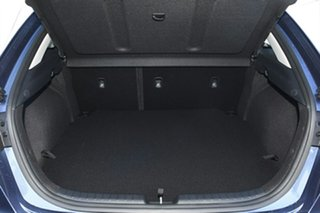 2021 Kia Cerato BD MY21 Sport+ Mineral Blue 6 Speed Sports Automatic Hatchback