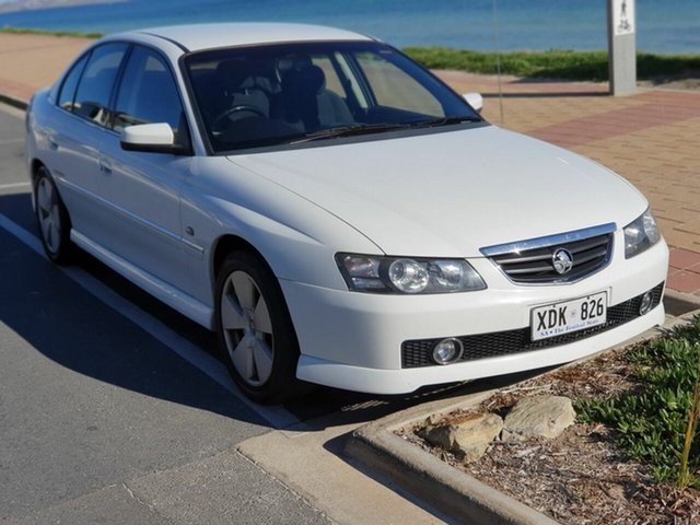 Used Holden Calais VY , 2002 Holden Calais VY White 4 Speed Automatic Sedan