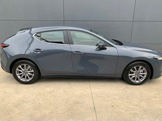 2019 Mazda 3 BP2H7A G20 SKYACTIV-Drive Pure Polymetal Grey 6 Speed Sports Automatic Hatchback.