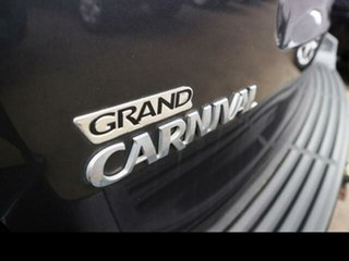 2015 Kia Carnival YP MY15 SI Grey 6 Speed Automatic Wagon