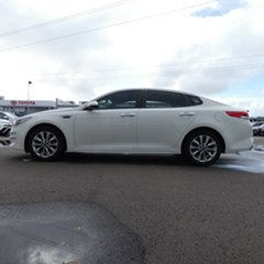 2016 Kia Optima JF MY16 SI White 6 Speed Sports Automatic Sedan