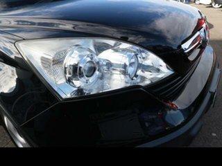 2007 Honda CR-V MY07 (4x4) Black 6 Speed Manual Wagon