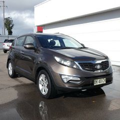 2010 Kia Sportage SL SLi Grey 6 Speed Sports Automatic Wagon.