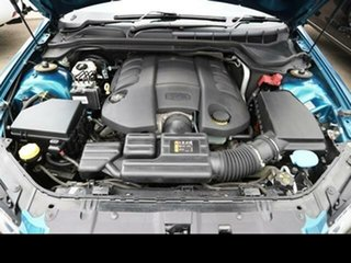 2012 Holden Commodore VE II MY12.5 SS-V Z-Series Aqua 6 Speed Automatic Utility