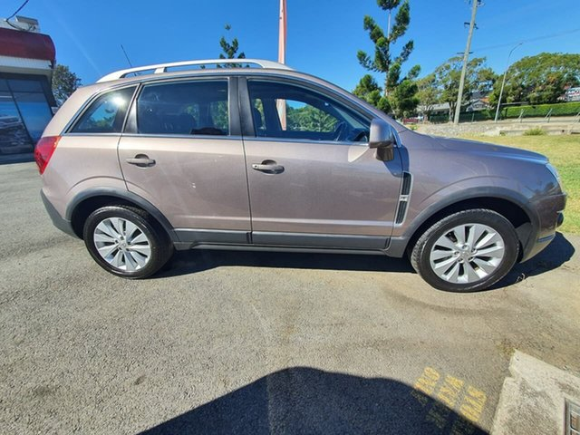 Used Holden Captiva CG MY15 5 LT, 2015 Holden Captiva CG MY15 5 LT Brown 6 Speed Manual Wagon