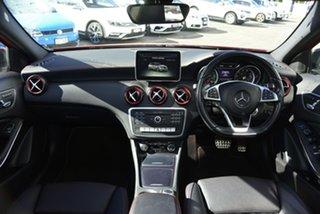 2015 Mercedes-Benz A-Class W176 806MY A250 D-CT 4MATIC Sport Red 7 Speed