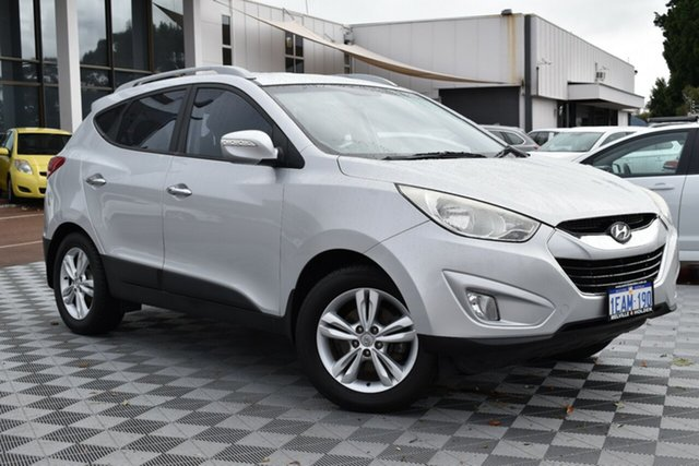 Used Hyundai ix35 LM MY12 Active, 2012 Hyundai ix35 LM MY12 Active Silver 6 Speed Sports Automatic Wagon