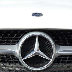 2018 Mercedes-Benz CLA-Class X117 808+058MY CLA220 d Shooting Brake DCT White 7 Speed