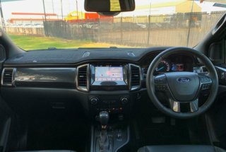 2019 Ford Ranger PX MkIII 2019.00MY Wildtrak Pick-up Double Cab White 10 Speed Sports Automatic