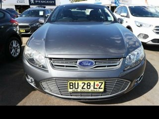 Ford G6 MK II Sedan 4.0L DEDICATED LPG I6 6 Speed Floor Auto