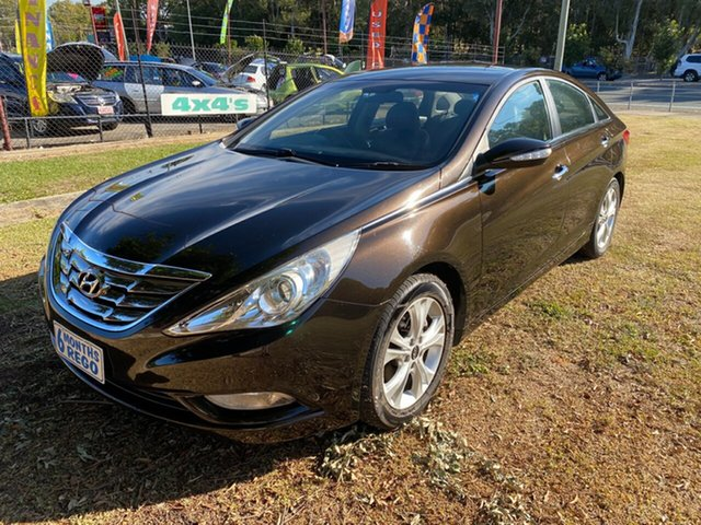 Used Hyundai i45 YF MY11 Active, 2010 Hyundai i45 YF MY11 Active 6 Speed Sports Automatic Sedan