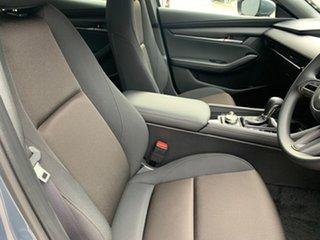 2019 Mazda 3 BP2H7A G20 SKYACTIV-Drive Pure Polymetal Grey 6 Speed Sports Automatic Hatchback