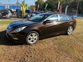 2010 Hyundai i45 YF MY11 Active 6 Speed Sports Automatic Sedan.