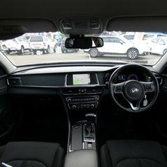 2016 Kia Optima JF MY16 SI White 6 Speed Sports Automatic Sedan