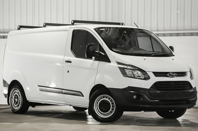 Used Ford Transit Custom VN 330L Low Roof LWB, 2015 Ford Transit Custom VN 330L Low Roof LWB White 6 Speed Manual Van