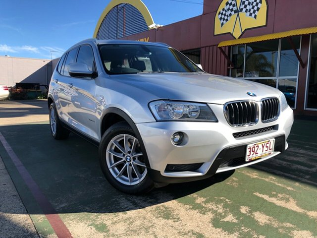 Used BMW X3 F25 xDrive20d Steptronic, 2011 BMW X3 F25 xDrive20d Steptronic 8 Speed Automatic Wagon