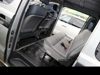 2015 Hyundai iLOAD TQ Series II (TQ3) Silver 5 Speed Automatic Van