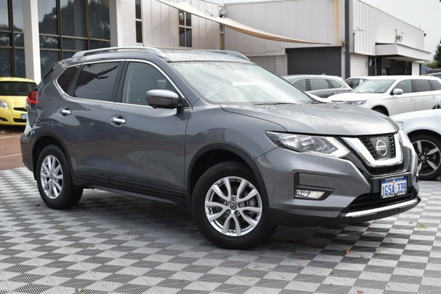 Used Nissan X-Trail T32 Series II ST-L X-tronic 2WD, 2019 Nissan X-Trail T32 Series II ST-L X-tronic 2WD Grey 7 Speed Constant Variable Wagon