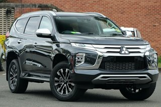 2020 Mitsubishi Pajero Sport QF MY20 GLS Graphite Grey 8 Speed Sports Automatic Wagon.