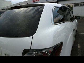 2010 Mazda CX-7 ER MY10 Luxury Sports (4x4) White 6 Speed Auto Activematic Wagon