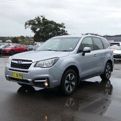 2017 Subaru Forester S4 MY17 2.5i-L CVT AWD Ice Silver 6 Speed Constant Variable Wagon.
