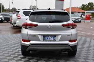2017 Hyundai Tucson TLE2 MY18 Highlander D-CT AWD Silver 7 Speed Sports Automatic Dual Clutch Wagon