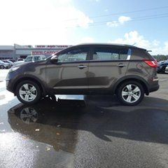 2010 Kia Sportage SL SLi Grey 6 Speed Sports Automatic Wagon
