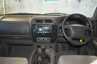 2000 Nissan Patrol GU II ST (4x4) Gold 5 Speed Manual 4x4 Wagon.