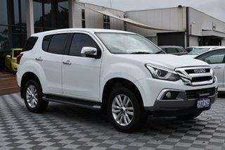 2018 Isuzu MU-X MY17 LS-U Rev-Tronic White 6 Speed Sports Automatic Wagon.