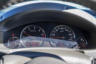2012 Nissan Navara D40 S5 MY12 ST-X White 7 Speed Sports Automatic Utility
