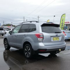 2017 Subaru Forester S4 MY17 2.5i-L CVT AWD Ice Silver 6 Speed Constant Variable Wagon