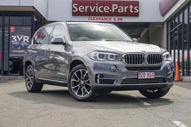Used BMW X5 F15 xDrive30d, 2014 BMW X5 F15 xDrive30d Grey 8 Speed Sports Automatic Wagon