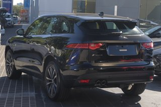 2019 Jaguar F-PACE X761 MY19 25t AWD R-Sport Santorini Black 8 Speed Sports Automatic Wagon.