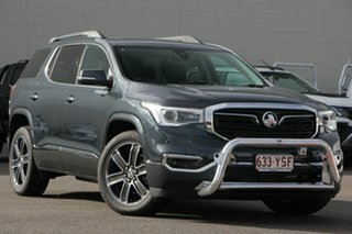 2019 Holden Acadia AC MY19 LTZ-V 2WD Dark Shadow 9 Speed Sports Automatic Wagon.