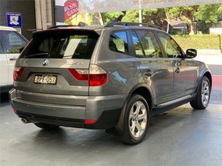 2010 BMW X3 E83 xDrive20d Lifestyle Grey Automatic Wagon