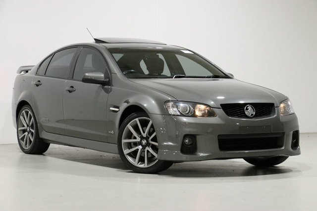 Used Holden Commodore VE II SS-V, 2010 Holden Commodore VE II SS-V Grey 6 Speed Manual Sedan