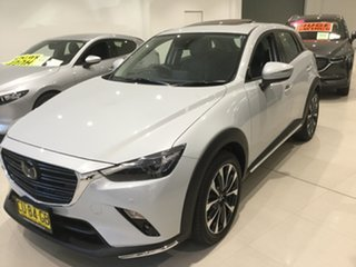 2019 Mazda CX-3 DK4W7A Akari SKYACTIV-Drive i-ACTIV AWD Ceramic 6 Speed Sports Automatic Wagon.