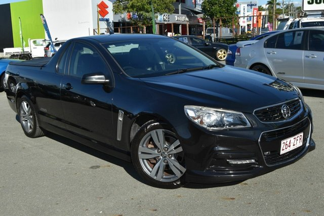 Used Holden Ute VF SS, 2013 Holden Ute VF SS Black 6 Speed Manual Utility