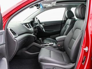 2018 Hyundai Tucson TLE2 MY18 Highlander R-Series (AWD) Fiery Red 6 Speed Automatic Wagon